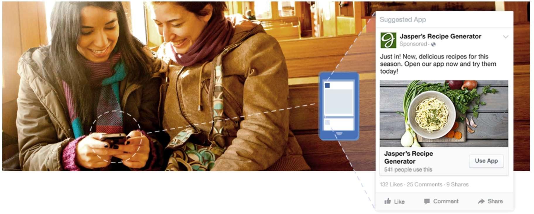 publicidad facebook, marketing branding