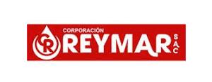 corporacion reymar logo, logo reymar